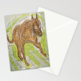Lick by GJ Gillespie Stationery Cards