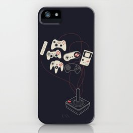 Videogame iPhone Case