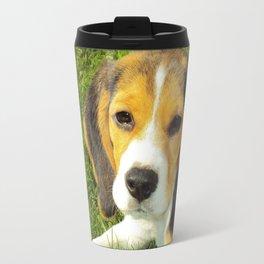 Beagle Pet Dog Travel Mug