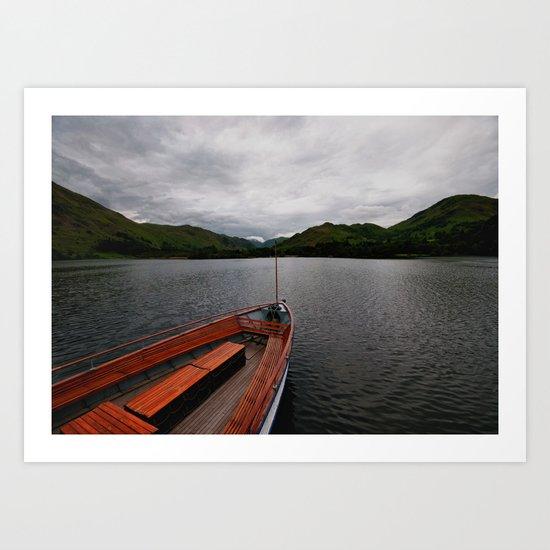 We Are Sailing Art Print