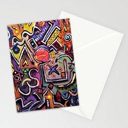 Exclamatory Rebuffs Stationery Cards