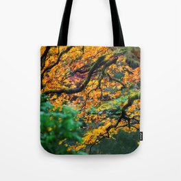portland maple Tote Bag
