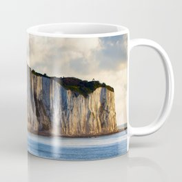 Cretaceous rocks of Dover Coffee Mug