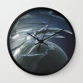 overhead ouch Wall Clock