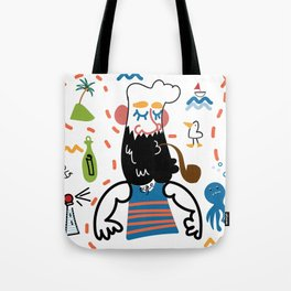 Sailor Life Tote Bag