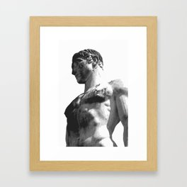 The Gaze 1 Framed Art Print