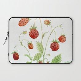 Wild Strawberries Laptop Sleeve