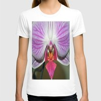 orchid T-shirts featuring Orchid  by Sammycrafts