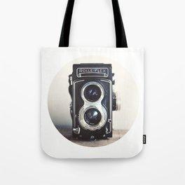 ROLLEIFLEX CAMERA Tote Bag