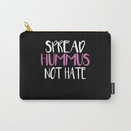 Hummus Gift Saying Hummus Lover Carry-All Pouch