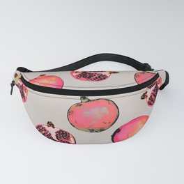 Pomegranate Pattern Fanny Pack