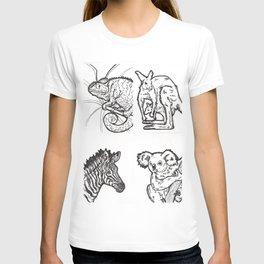 Earthlings part 2 T-shirt