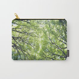 Green Maples Carry-All Pouch
