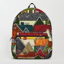 Small Mosaic Village by klaraacel