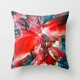 PoppyField  Throw Pillow