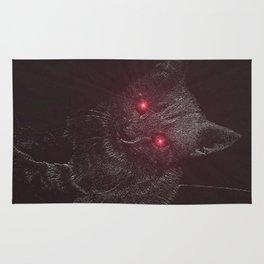 Bad Kitty! Rug