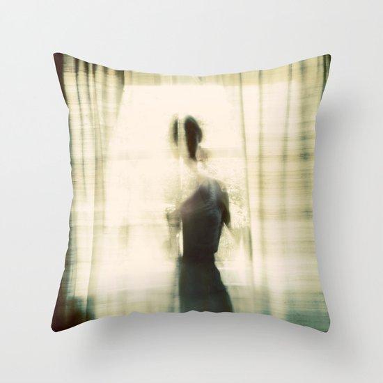 Spellbound Throw Pillow