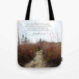 Your Path Tote Bag