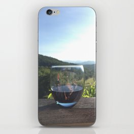 Wine Country iPhone Skin