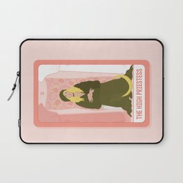 Tarot Card II: The High Priestess Laptop Sleeve