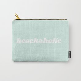 beachaholic Carry-All Pouch