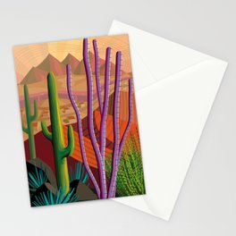 Tucson Stationery Cards