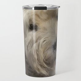 Dog Goldendoodle Golden Doodle Travel Mug