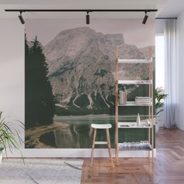 Braies Lake #1 Wall Mural