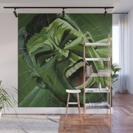 Hulk Smash Wall Mural