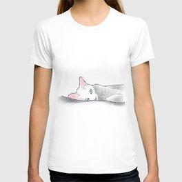 Nap cat, nap! T-shirt