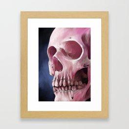 Skull 7 Framed Art Print