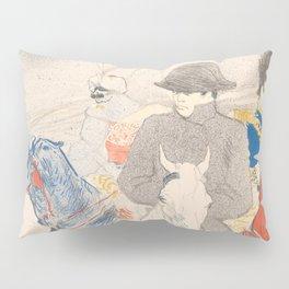 """Henri de Toulouse-Lautrec """"Napoleon"""" Pillow Sham"""