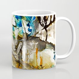 Hinze Dam Coffee Mug