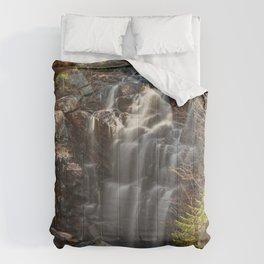 Hadlock Arch Falls Comforters