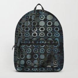 gray dots Backpack