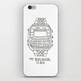 My Biological Clock, Casio C-801 iPhone Skin