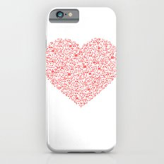 LOVE MUSIC iPhone 6 Slim Case