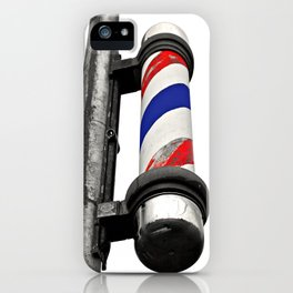 Haircuts here iPhone Case