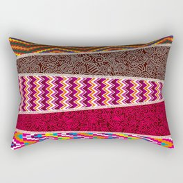 OBJ.CL Combi Motifs Rectangular Pillow