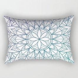 Sunflower Spring Rectangular Pillow
