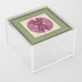Focus Manifestation Mandala No. 5 Acrylic Box