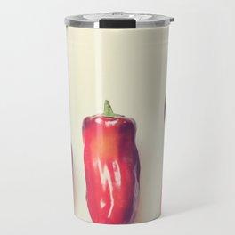 peppers photograph. hot Travel Mug