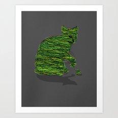 Snag Art Print