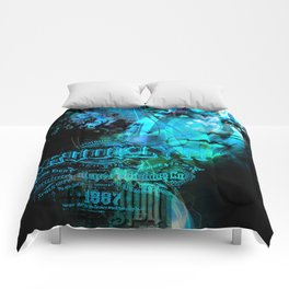 Brooklyn Blue Comforters