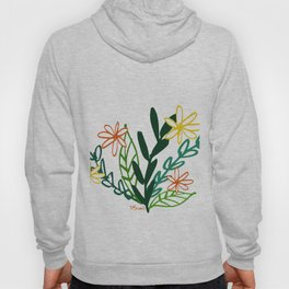 Floral bouquet - spring Hoody