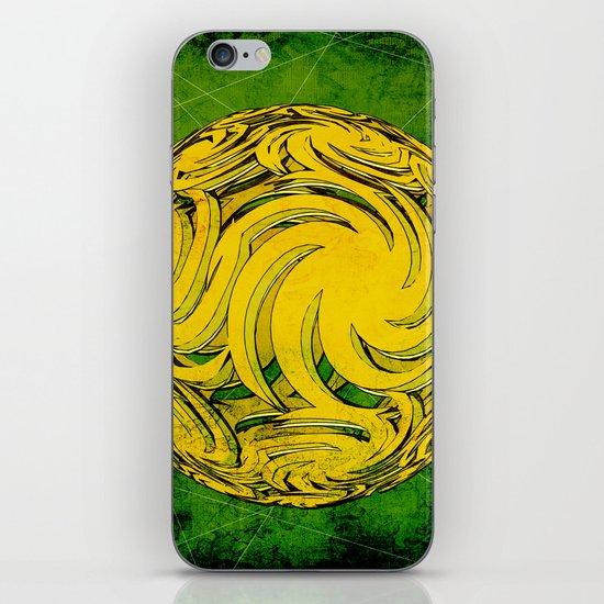 Revolve iPhone & iPod Skin
