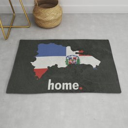 Dominican Republic Proud Rug