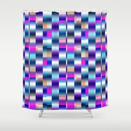 Blur Shower Curtain