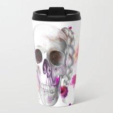 Braided Skull Travel Mug