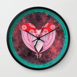 Pokerheads : Ladybug Wall Clock
